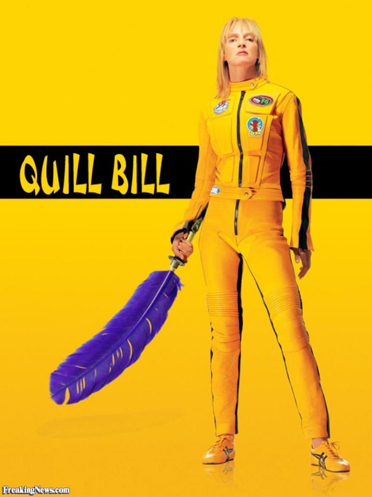 redacción contenidos quill bill