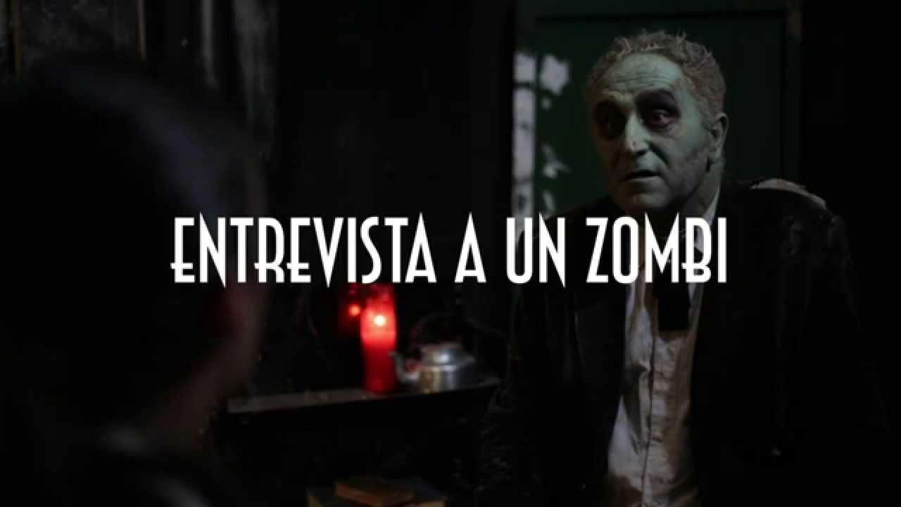 Entrevista a un zombi, cortometraje
