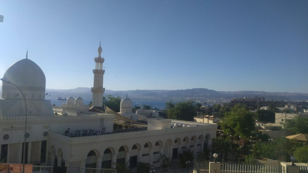 Aqaba-Jordania